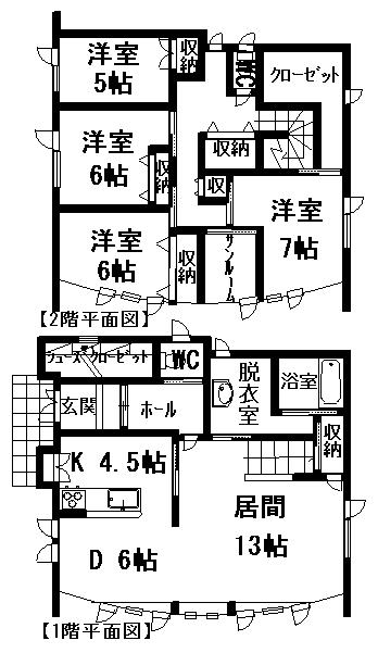 間取図2017.6.24