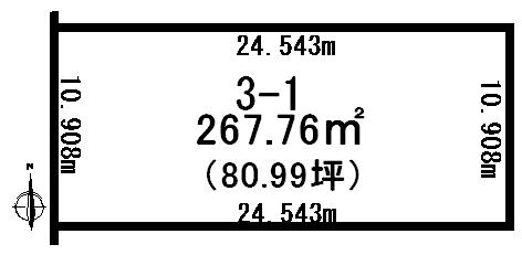 売土地 810万円